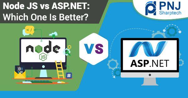 Node JS vs ASP.NET Which One Is Better