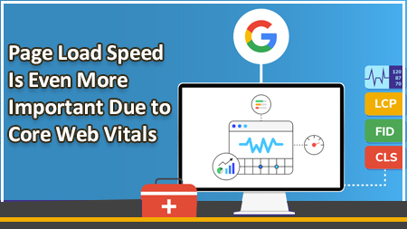 Page Load Speed Is Even More Important Due to Core Web Vitals
