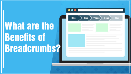 What are the benefits of breadcrumbs