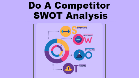 Do A Competitor SWOT Analysis