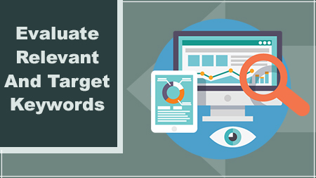 Evaluate Relevant And Target Keywords