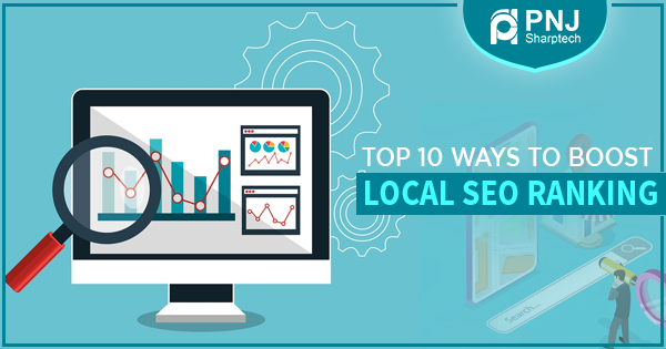 Top 10 Ways to Boost Local SEO Ranking