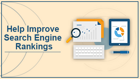 Help improve search engine rankings